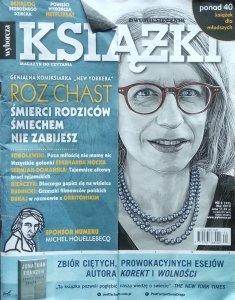 Książki • Magazyn do czytania nr 35 [Michel Houellebeck, Marek Bieńczyk, Roz Chast]