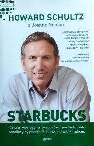 Howard Schultz, Joanne Gordon • Starbucks
