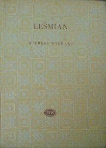 Bolesław Leśmian • Wiersze wybrane [Biblioteka Poetów]