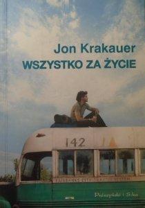 Jon Krakauer • Wszystko za życie