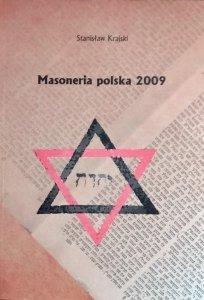 Stanisław Krajski • Masoneria polska 2009