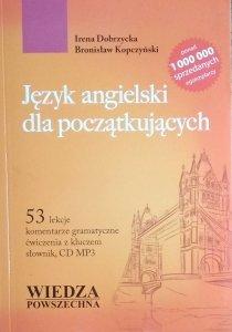 Irena Dobrzycka • Język angielski dla początkujących