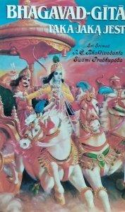 Śri Śrimad A.C. Bhaktivedanta Swami Prabhupada • Bhagavad Gita - Taka Jaką Jest [wydanie kompletne]