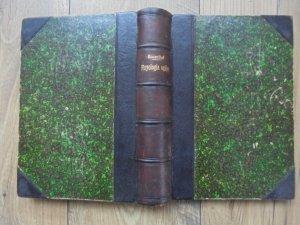 Dr J. Rosenthal • Podręcznik fizyologii ogólnej. Wstęp do nauk przyrodniczych i medycyny [1903, półskórek]