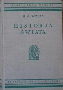 Herbert G. Wells • Historja świata [1934] [Biblioteka Wiedzy 14]