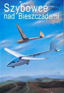 Andrzej Olejko • Szybowce nad Bieszczadami. Z dziejów szybownictwa na Podkarpaciu
