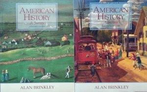 Alan Brinkley • American History
