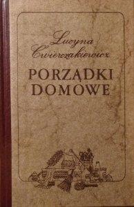 Lucyna Ćwierczakiewicz • Porządki domowe
