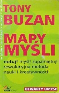 Tony Buzan • Mapy myśli