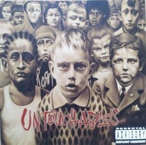 Korn • Untouchables • CD
