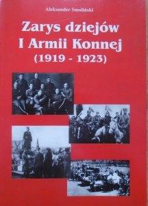 Aleksander Smoliński • Zarys dziejów I Armii Konnej 1919-1923