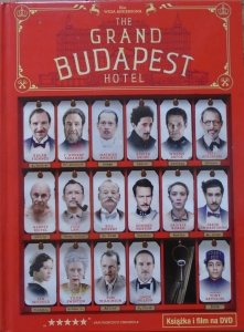 Wes Anderson • The Grand Budapest Hotel • DVD