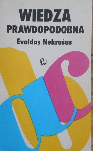 Evaldas Nekrasas • Wiedza prawdopodobna