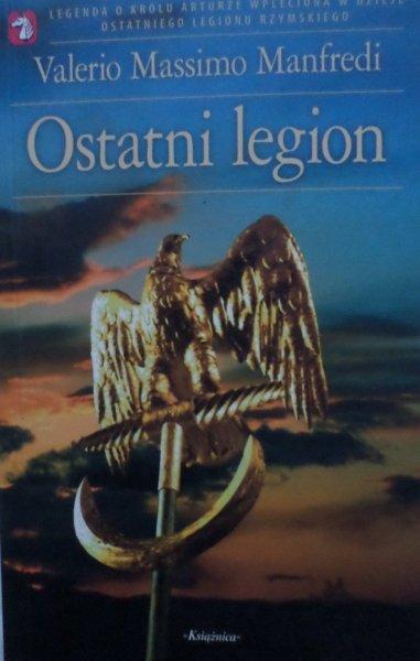 Valerio Massimo Manfredi • Ostatni legion