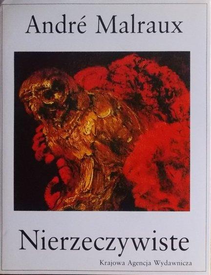 André Malraux • Przemiany bogów. Tom 2: Nierzeczywiste