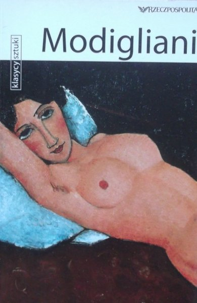 Modigliani • Klasycy sztuki