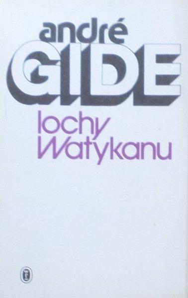 Andre Gide • Lochy Watykanu [Nobel 1947]