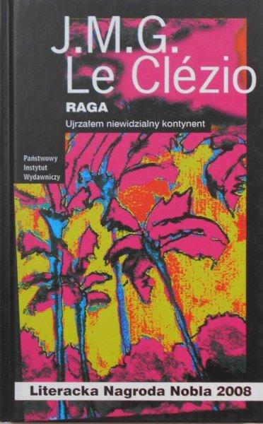 J.M.G. Clezio • Raga [Nobel 2008]