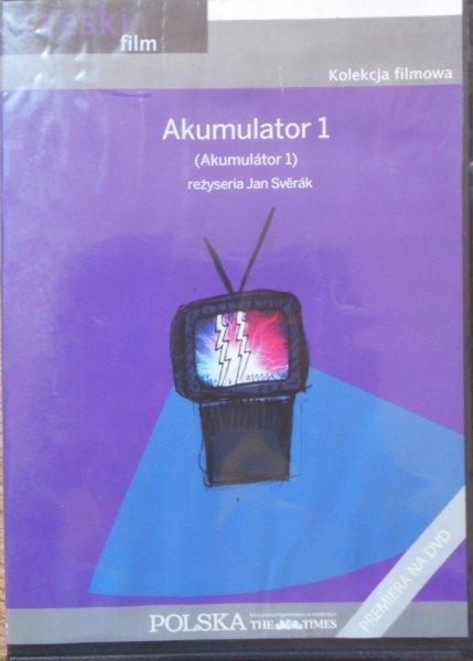 Jan Sverak • Akumulator 1 • DVD