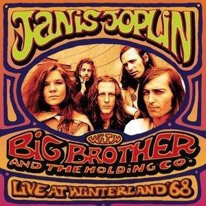 Janis Joplin • Live at Winterland 68 • CD