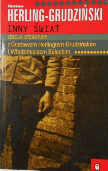 Gustaw Herling Grudziński • Inny świat