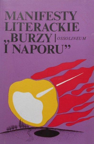 Manifesty literackie 'burzy i naporu' • Herder, Goethe, Schiller, Lenz