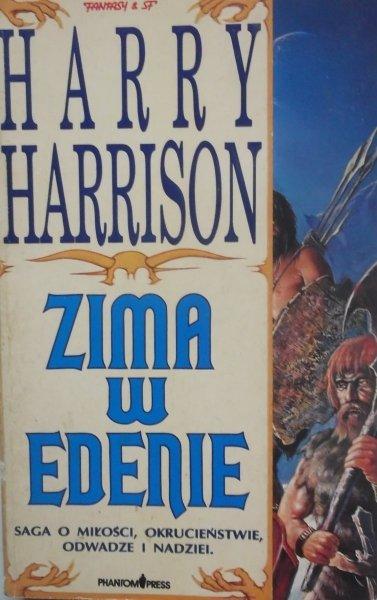 Harry Harrison • Zima w Edenie
