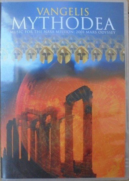Vangelis • Mythodea. Music For The Nasa Mission: 2001 Mars Odyssey • DVD
