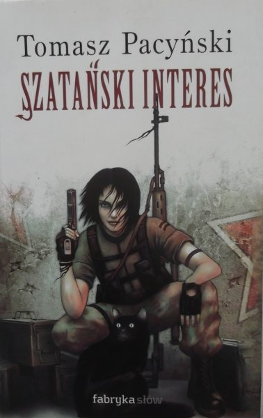Tomasz Pacyński • Szatański interes
