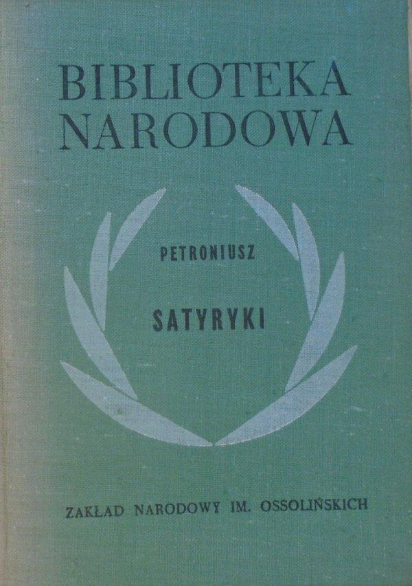 Petroniusz • Satyryki