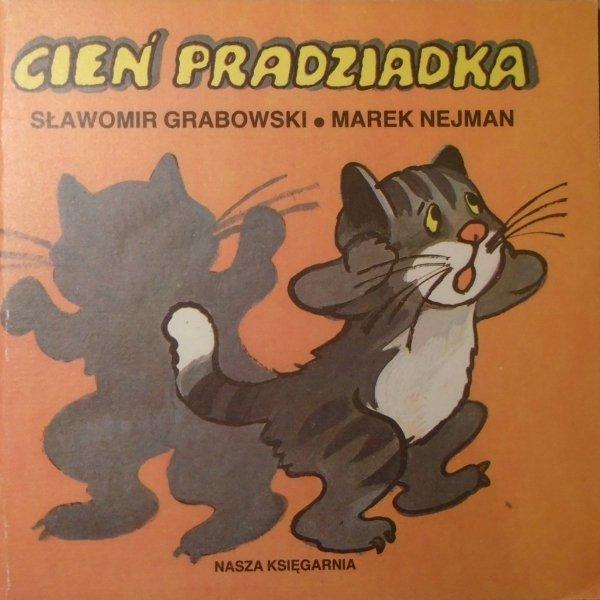Sławomir Grabowski, Mark Nejman • Cień pradziadka [Julitta Karwowska-Wnuczak] [Poczytaj mi mamo]