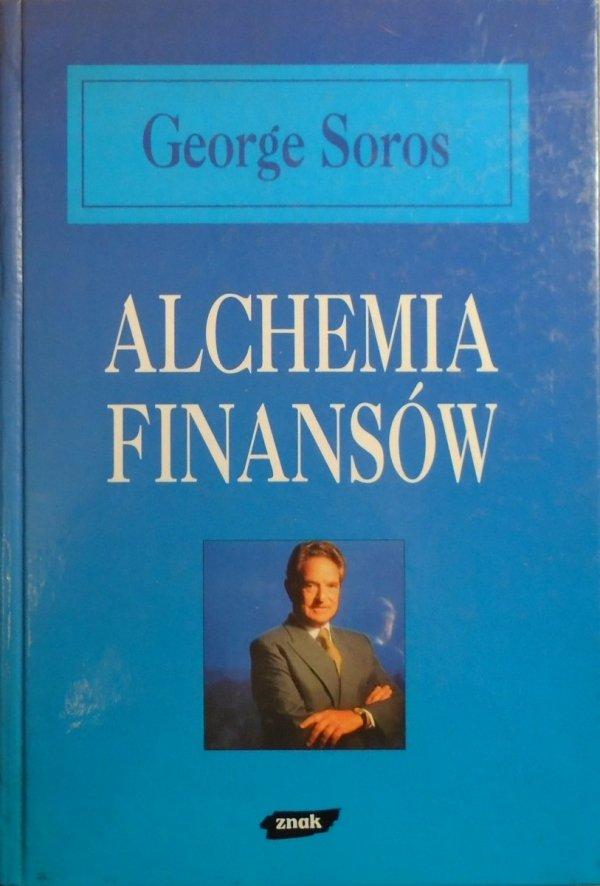 George Soros • Alchemia finansów