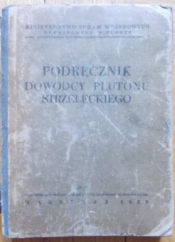 podręcznik dowódcy plutonu