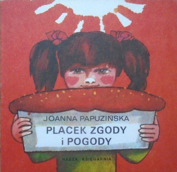 Joanna Papuzińska • Placek zgody i pogody [Mateusz Gawryś] [Poczytaj mi mamo]