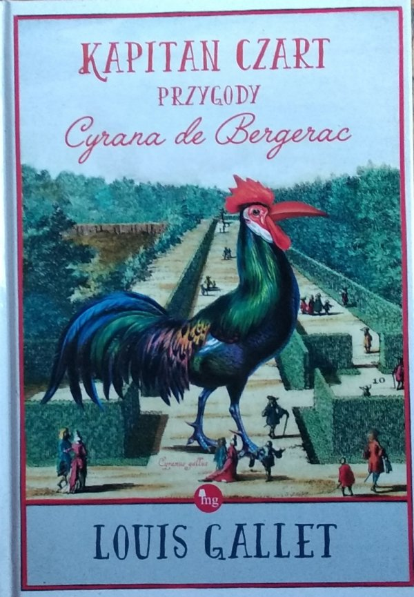 Louis Gallet • Kapitan Czart Przygody Cyrana de Bergerac