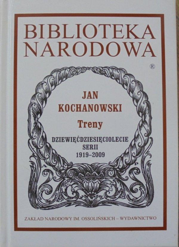 Jan Kochanowski • Treny