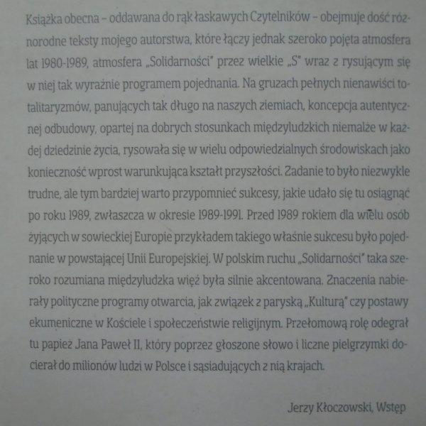 Jerzy Kłoczowski • Europa: Rzeczpospolita wielu narodów