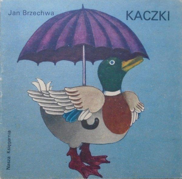 Jan Brzechwa • Kaczki [Krystyna Michałowska] [Poczytaj mi mamo]