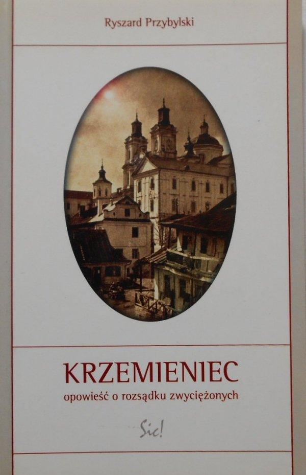 Ryszard Przybylski • Krzemieniec