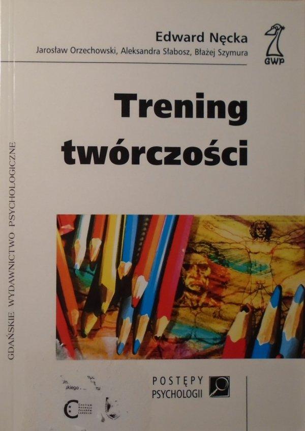 Edward Nęcka • Trening twórczości