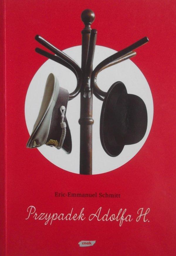 Eric-Emmanuel Schmitt • Przypadek Adolfa H.