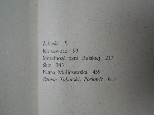 Gabriela Zapolska • Wybór dramatów