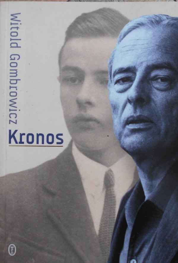 Witold Gombrowicz • Kronos