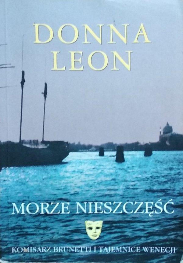 Donna Leon • Morze nieszczęść