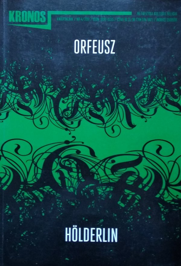 Kronos 4/2011 • Holderlin. Orfeusz
