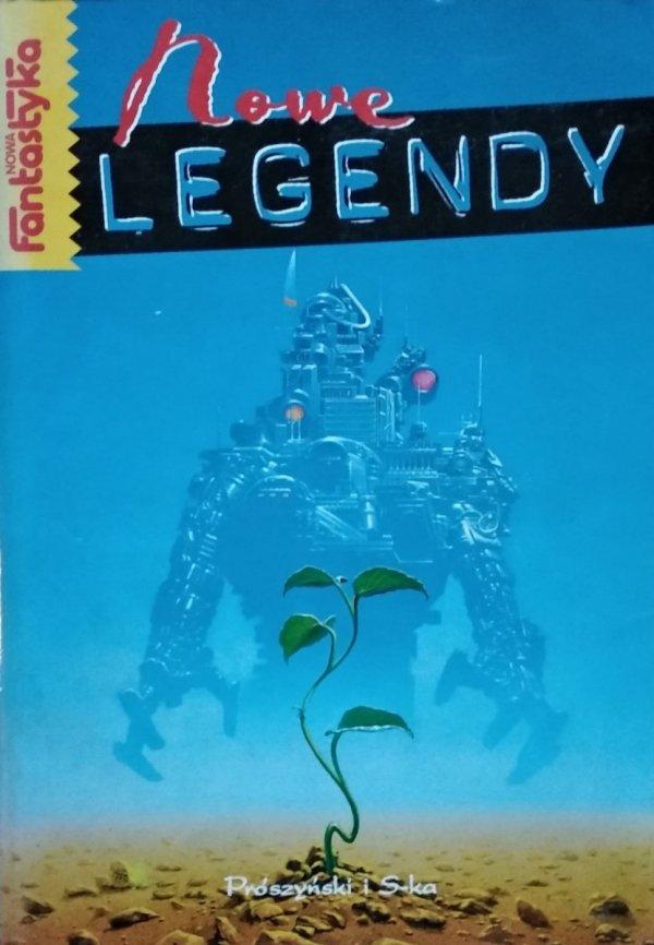 Greg Bear • Nowe legendy