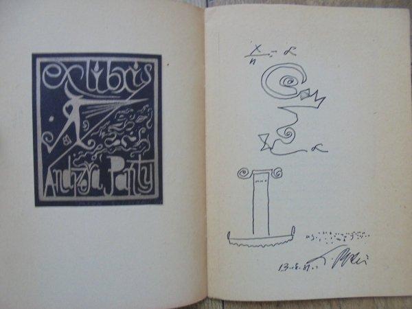 Andrzej Pańta • Zwyczajnie [dedykacja autora]
