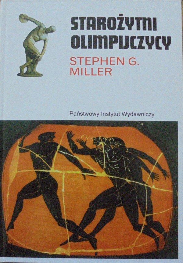 Stephen G. Miller • Starożytni olimpijczycy