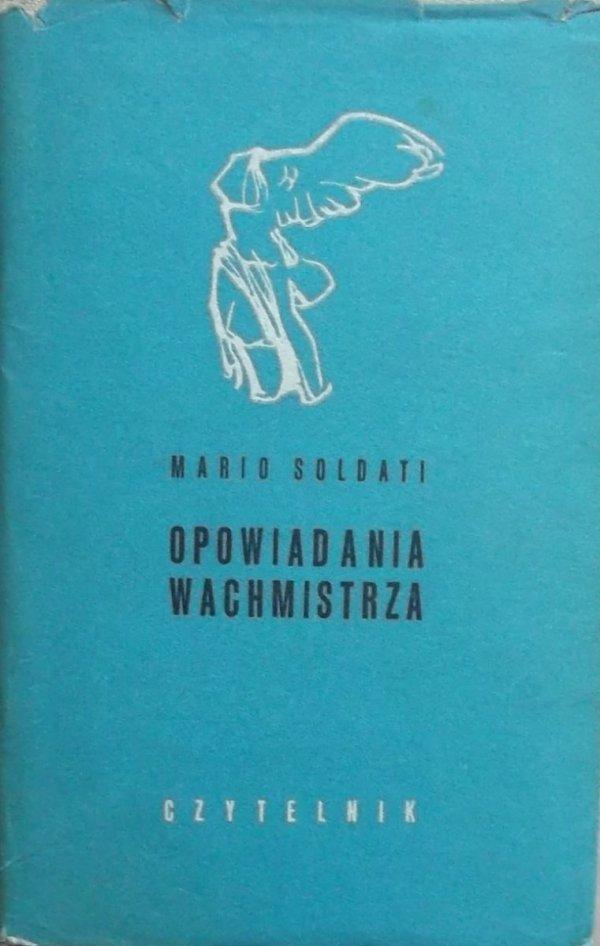 Mario Soldati • Opowiadania wachmistrza