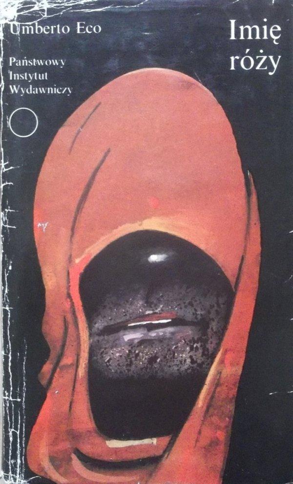 Umberto Eco • Imię Róży